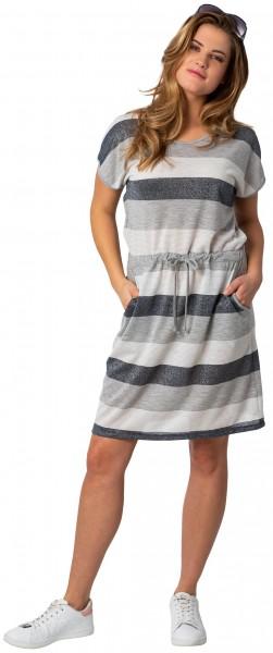 Estefania for woman, sportliches Kleid mit Tunnelzug