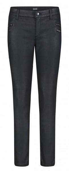 MAC, Moderne, sportive Baumwoll-Tencel, Slim Function Hose
