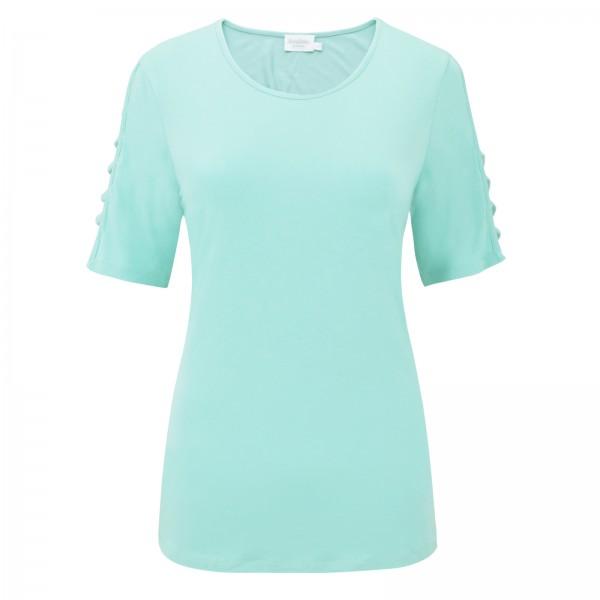 Estefania for woman Shirt mit offenem Armbereich