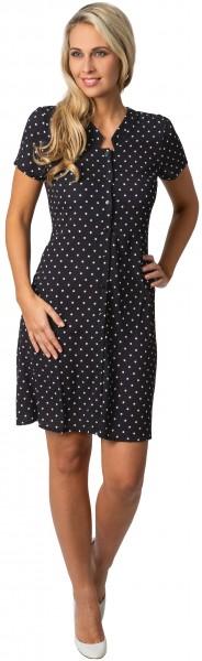 Estefania for woman, Kleid mit kleinen Punkten