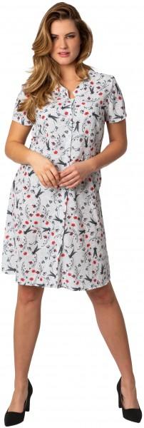 Estefania for woman, Kleid mit kleinem Minimaldruck