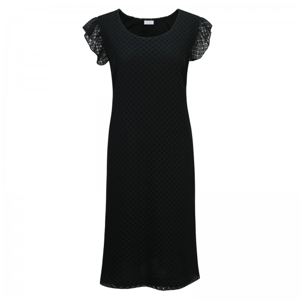 Estefania for woman, Sommerkleid mit Spitzeneinsatz