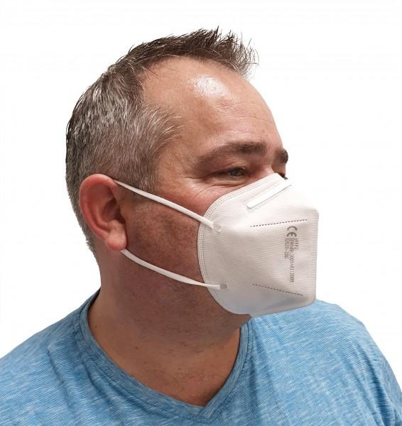 Atemschutzmaske,10-Stck., sofort lieferbar
