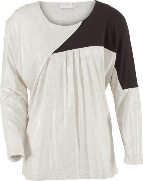 Shirt Raglan-Arm im two-in-one Effekt