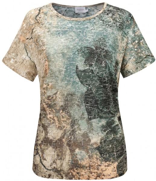 Estefania for woman, Shirt in Ausbrenner-Optik