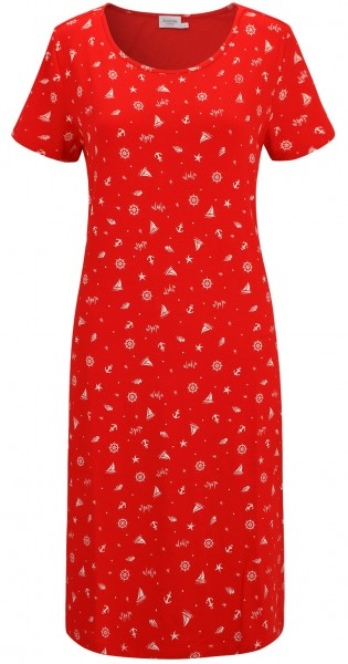 Estefania for woman, Kleid in maritimen Design
