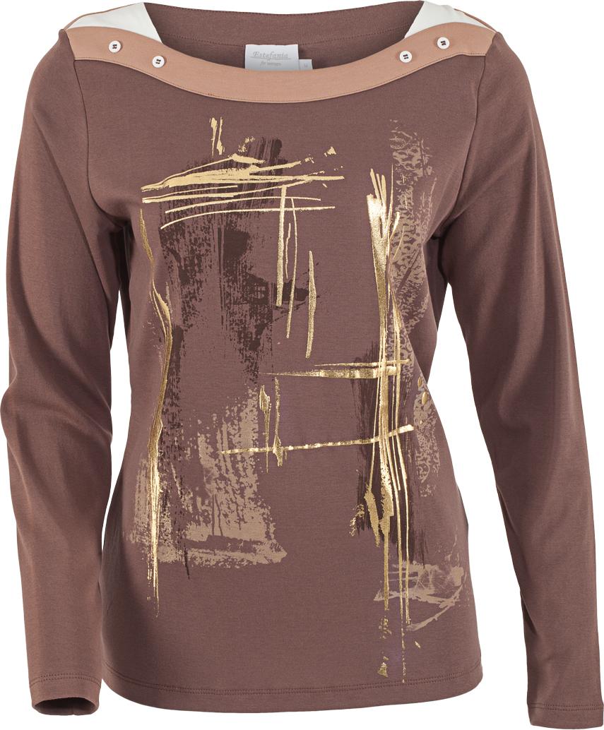 137 1116 shirt mit u boot ausschnitt langarm shirt u boot. Black Bedroom Furniture Sets. Home Design Ideas