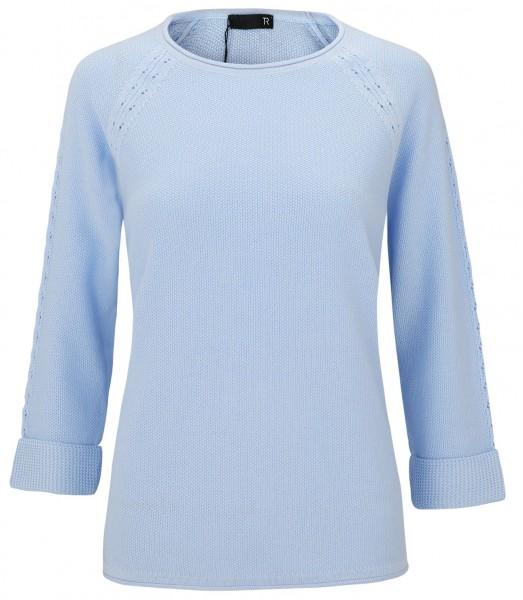 Rabe leichter Pullover mit 3/4 Arm