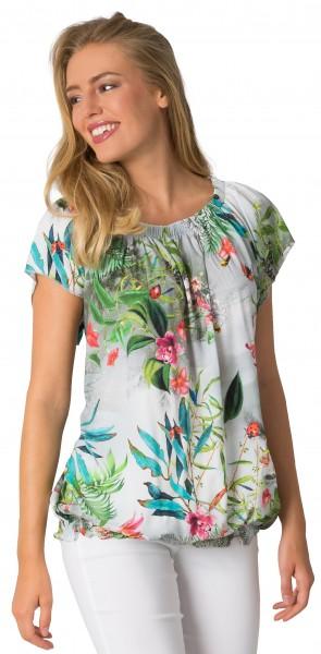 Estefania for woman, Shirt mit sommerlichem Druck