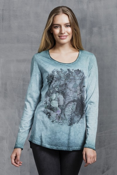 Estefania for woman, Langarm-Shirt