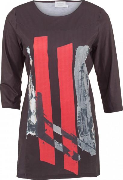 Estefania for woman,Long Shirt bedruckt,141-8204