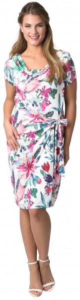Estefania for woman, Kleid mit floralen Druck