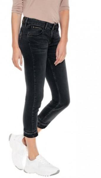Herrlicher Touch Cropped Cashmere Jeans