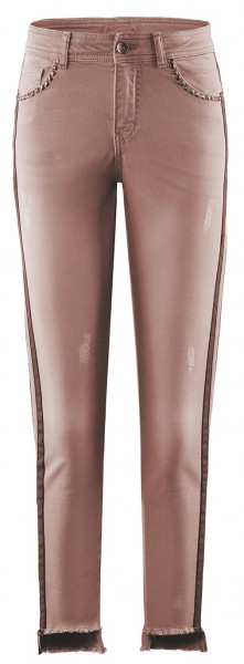 Stehmann Texas-705W Jeans mit seitlichen Streifen