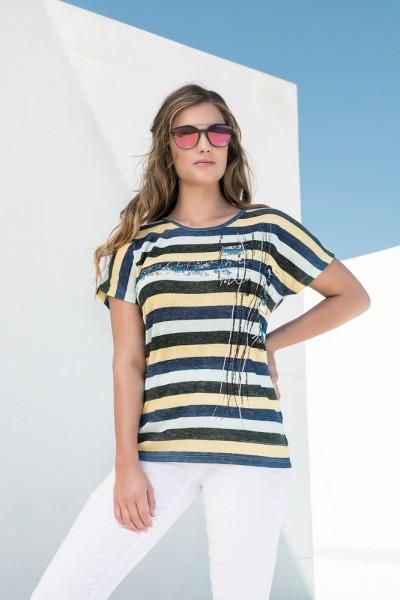 Estefania for woman Shirt in Multicolor