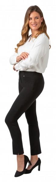 Gio Milano, Gio-Sarah, super Stretch Hose mit schmalem Bein ohne Verschluss