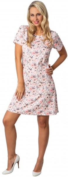 Estefania for woman, Bahnenkleid mit Blumenmuster
