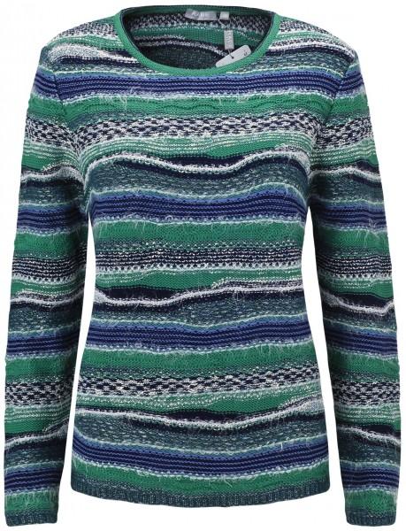 Rabe Strick-Pullover mit Lurex
