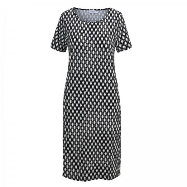 Estefania for woman, Kleid im Rauten Minimaldruck